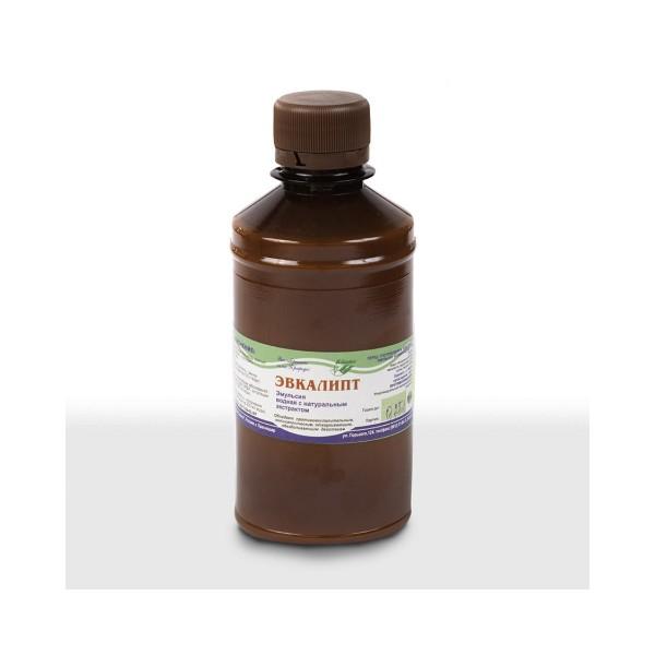 Водная эмульсия с натуральным экстрактом эвкалипта 250,0 мл