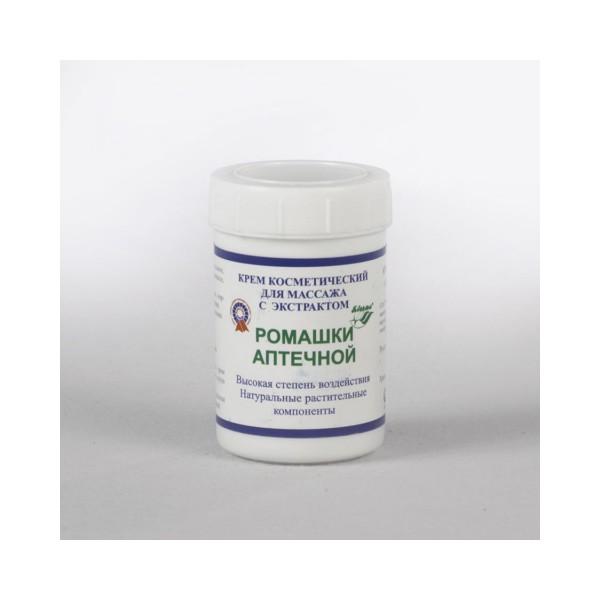 Крем с экстрактом ромашки аптечной