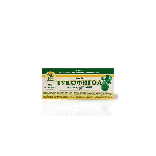 Крем для интимной гигиены Тукофитол 2,0 г №10