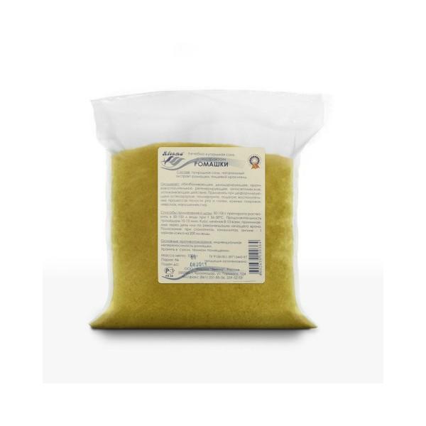 Лечебно-купальная соль с экстрактом ромашки аптечной 1,0 кг