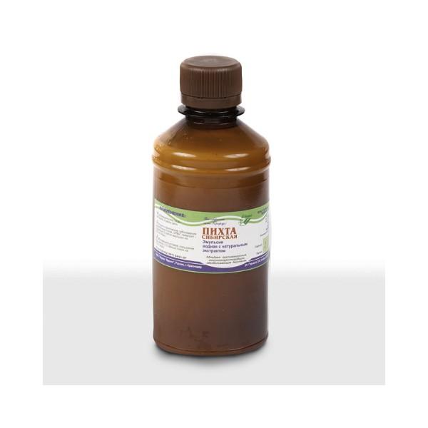 Водная эмульсия с натуральным экстрактом пихты сибирской 250,0 мл