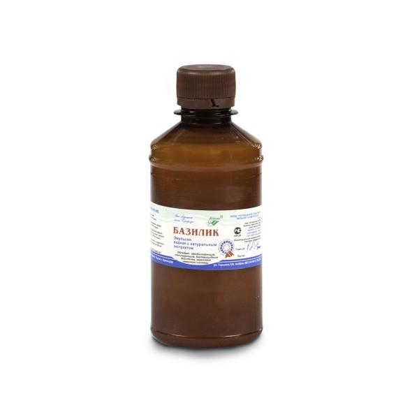 Эмульсия водная с натуральным экстрактом мяты 250,0 мл
