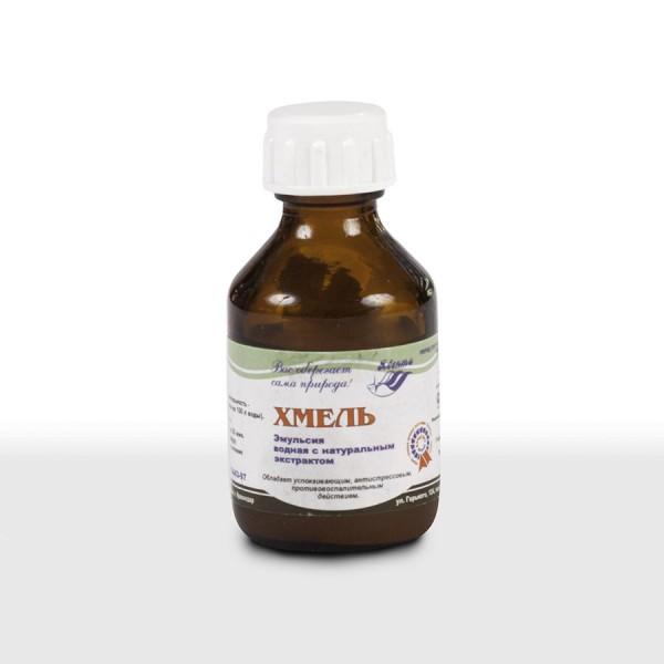 Водная эмульсия с натуральным экстрактом хмеля 30,0 мл