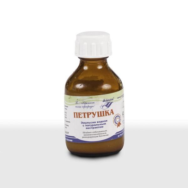 Водная эмульсия с натуральным экстрактом петрушки 30,0 мл