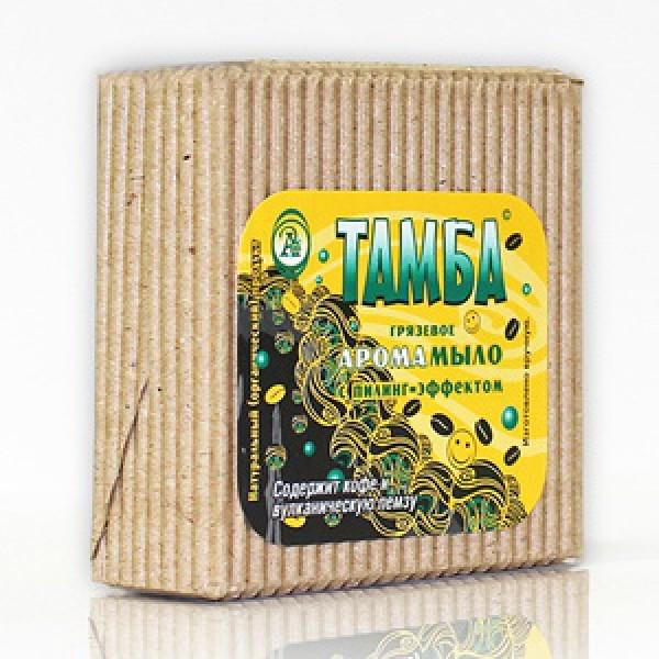 Тамба Апельсин-корица с пилинг- эффектом